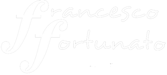 FRANCESCO FORTUNATO - THE OFFICIAL WEBSITE